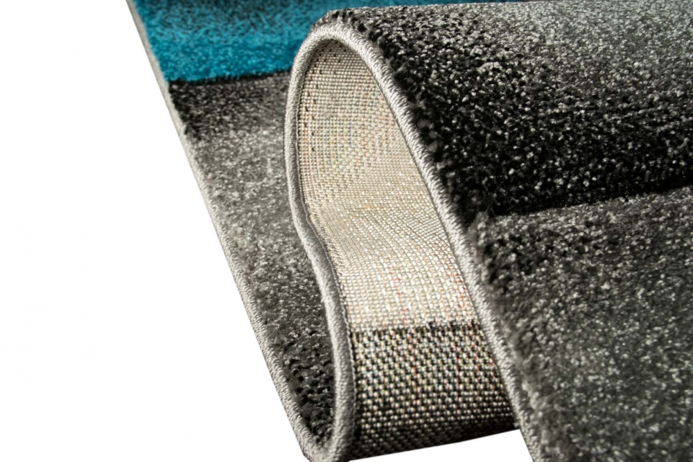 Der Gewebte Teppich überzeugt Durch Seine Schöne Und Grafische Musterung.  Sie Möchten Einen Modernen Akzent In Ihrem Wohnzimmer, In Ihrem Schlafzimmer,  ...