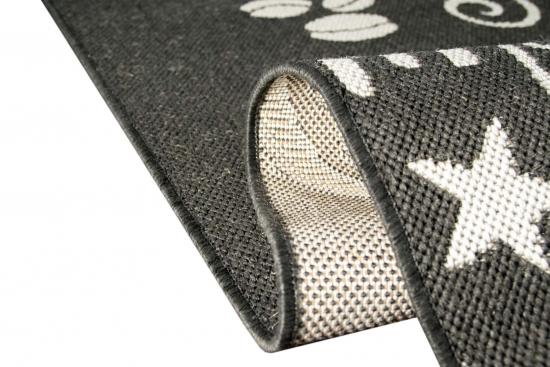 Teppich traum sisal optik schadstofffrei seitlich gekettelt 1350