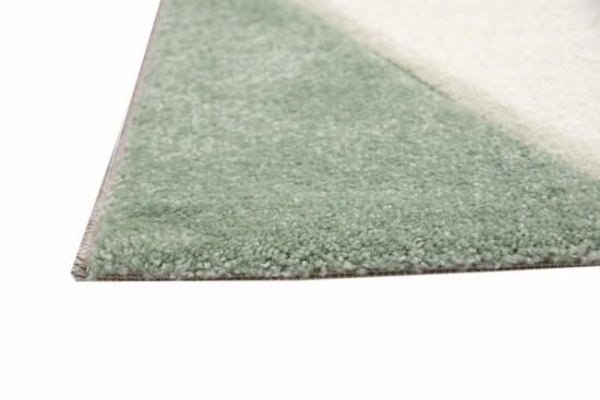 Teppich Traum Dreieck Muster Fussbodenheizungsgeeignet 3 Kg M