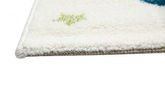teppich-traum - teppich für kinderzimmer mit elefanten ... - Kinderzimmer Rot Grau