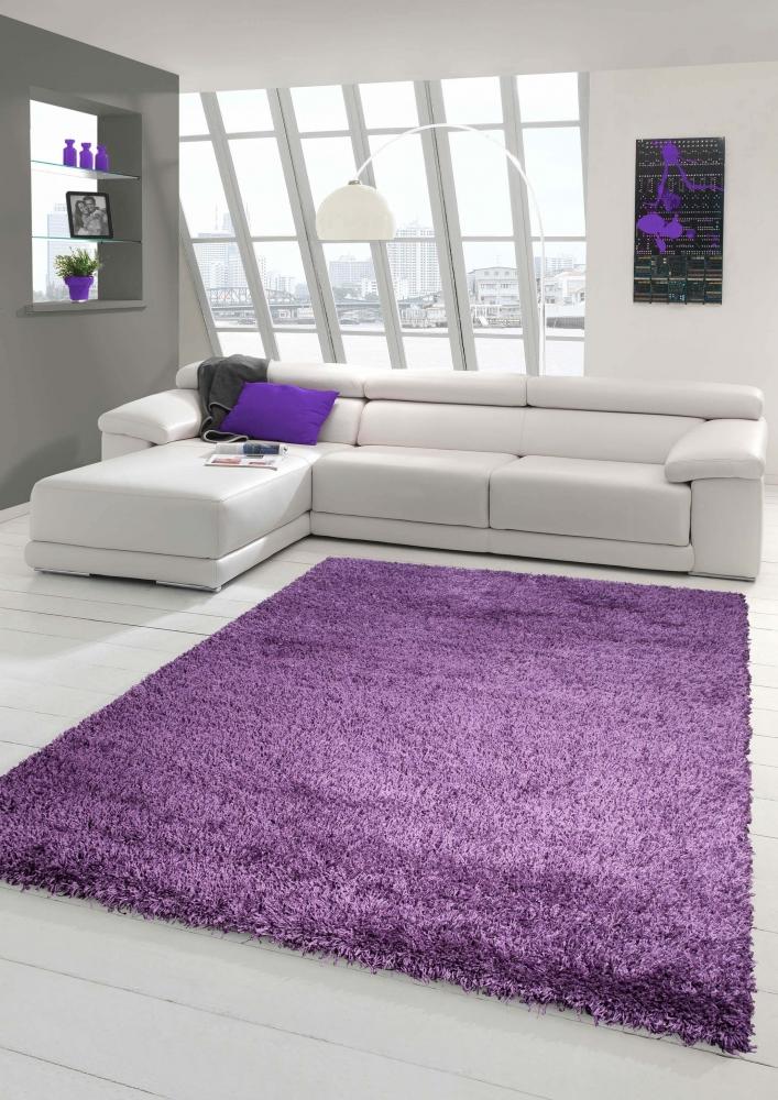 teppich traum hochflor teppiche shaggy online kaufen. Black Bedroom Furniture Sets. Home Design Ideas