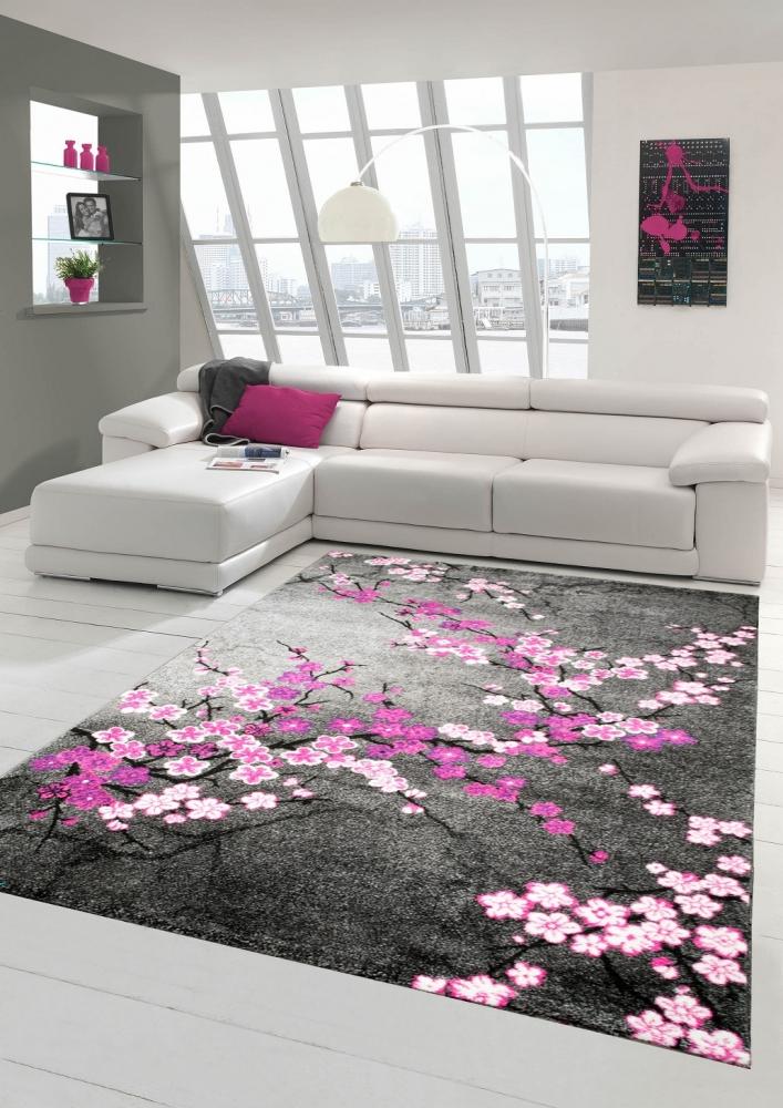 Tappeto Designer Tappeto moderno tappeto del salotto motivo floreale ...