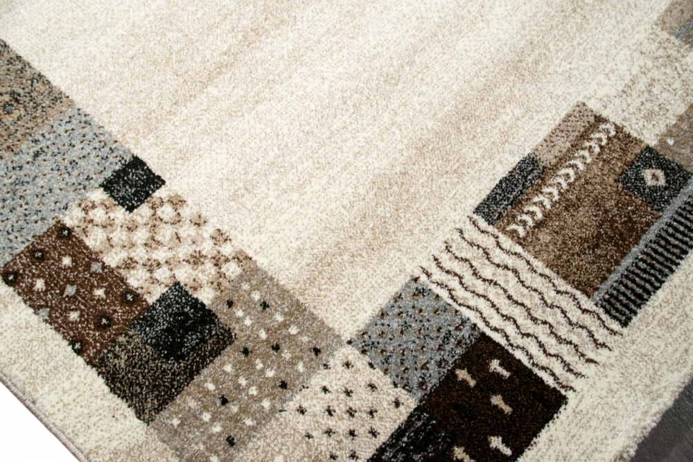 Tappeto Moderno Turchese : Tappeto designer tappeto moderno tappeto da salotto con bordo
