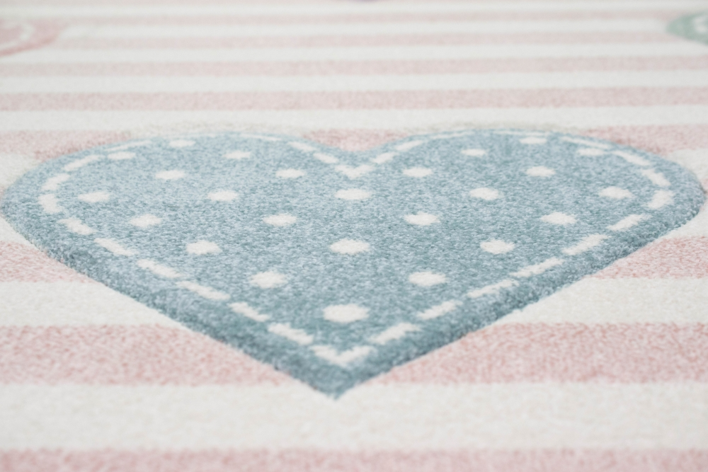Teppich-Traum - Owl design Printed carpet Washable at 30 ° C in the ...