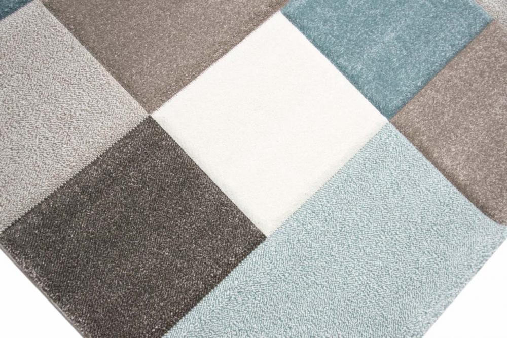 designer tapis contemporain tapis de salon tapis poil ras avec motif diamant ebay. Black Bedroom Furniture Sets. Home Design Ideas