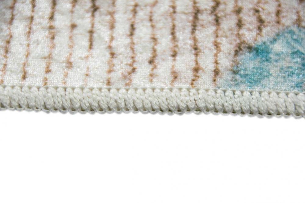 Teppich traum bord re mit ornamente waschbar bei 30 - Teppich waschbar ...