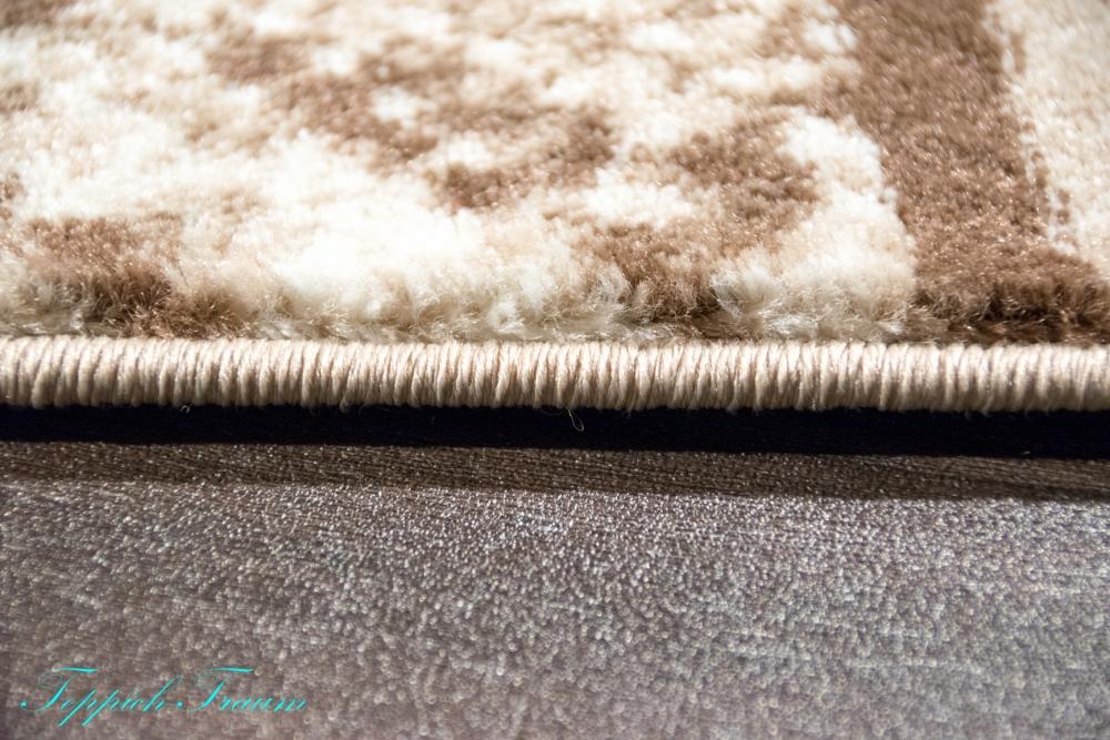 Teppich-Traum - Leoparden Muster Fußbodenheizungsgeeignet 2,2 kg ...
